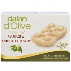 D'Olive Massage & Anti-Cellulite Soap
